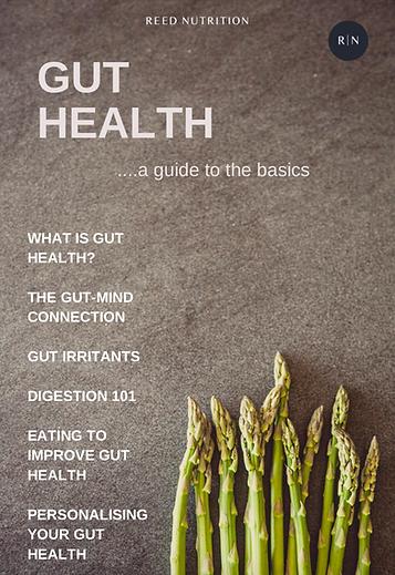 Free gut health guidebook