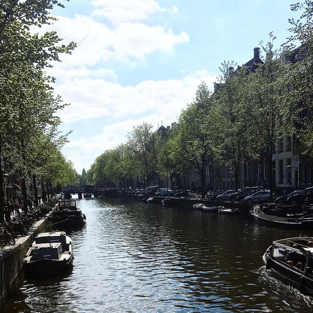 Amsterdam. Nienk.