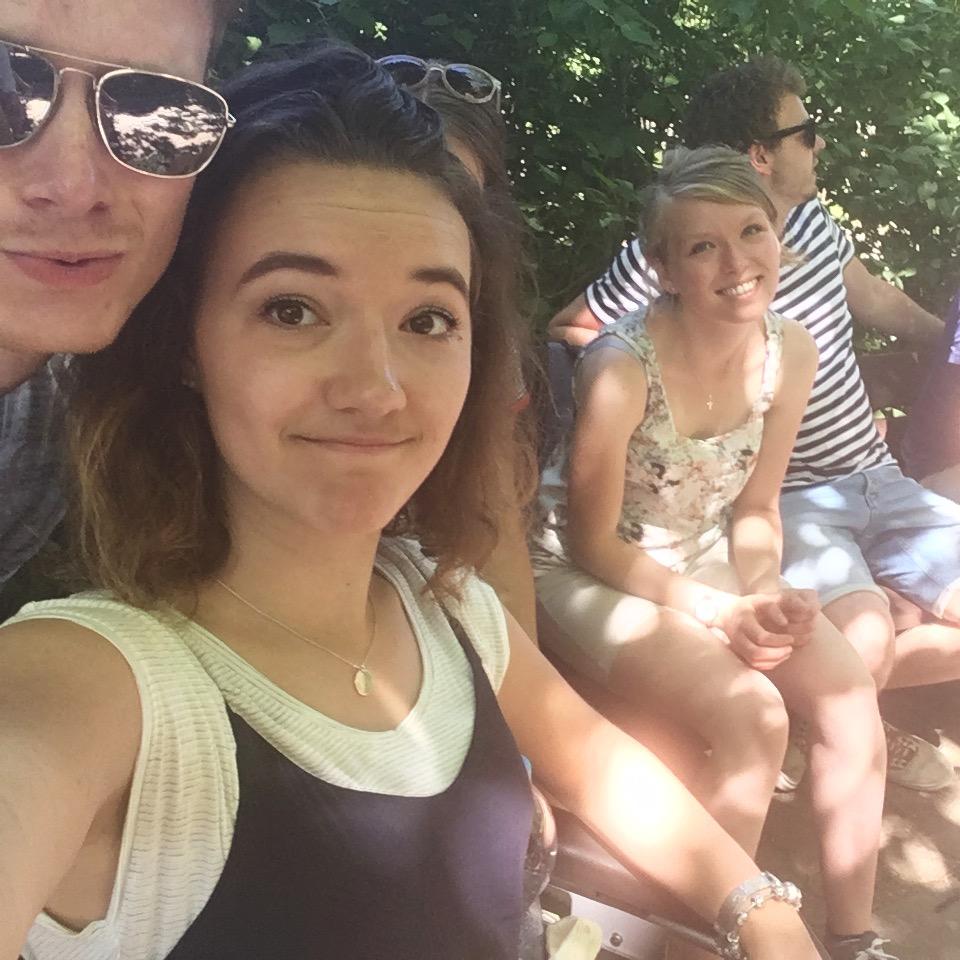 Fronsen in de Zoo