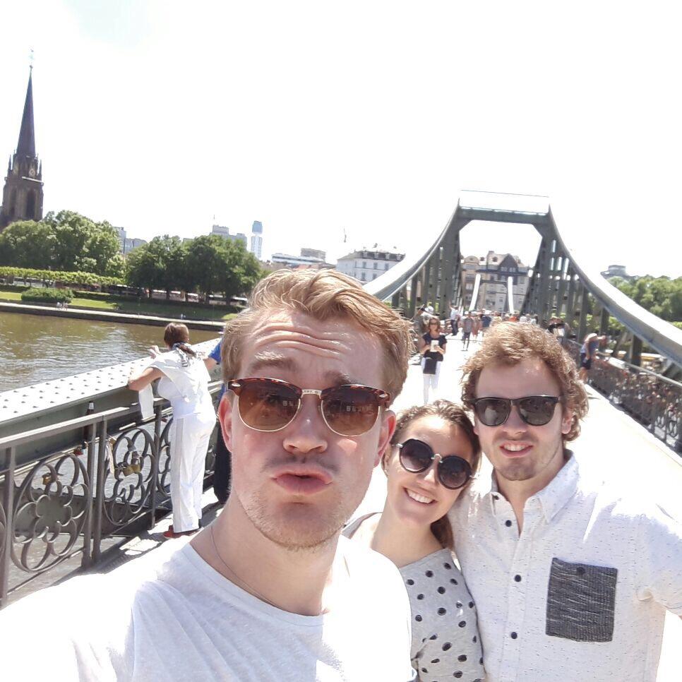 Frankfurt veroveren met selfieskills
