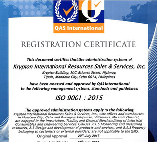 CONGRATULATIONS KRYPTON!