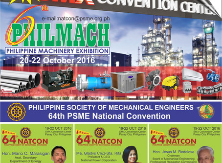 64th PSME NATIONAL CONVENTION