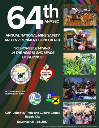 64th ANMSEC ANNUAL NATIONAL MINE SAFETY & ENVIRONMENT CONFERENCE