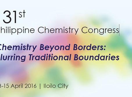31st Philippine Chemistry Congress
