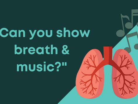 Can A Logo Breathe Music?