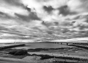 Le pont depuis le Belvédère