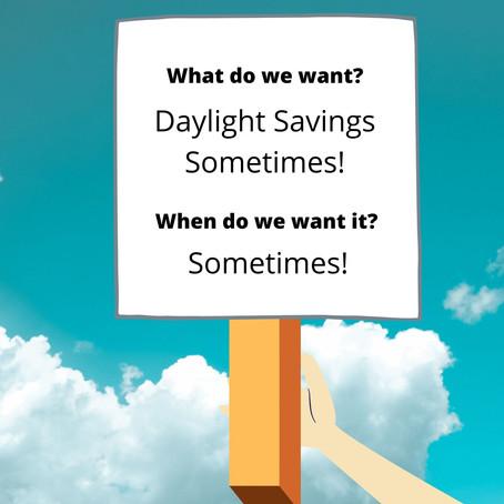 Save the Daylight