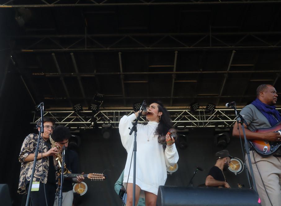Anna Casado, Hamsa Hamsa Calgary Folk Fest ( Canadá)