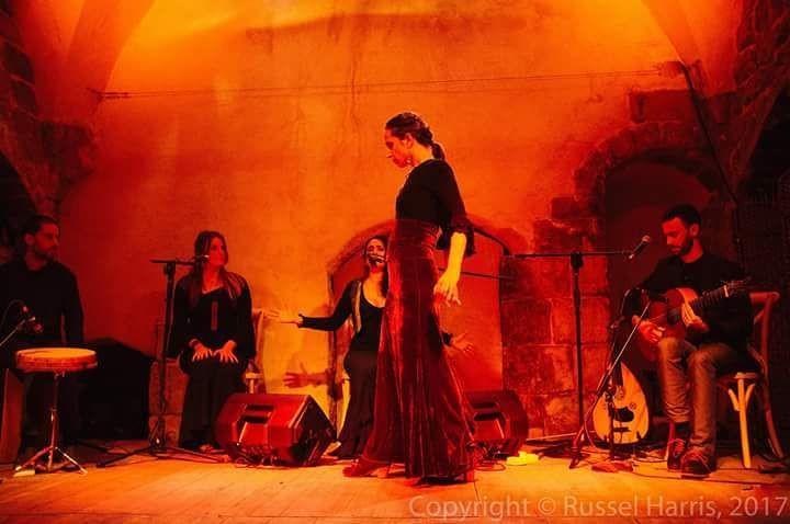 Anna Casado Raices, Israel