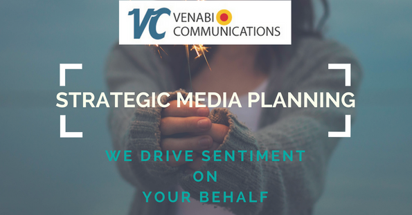 Venabi Communication ad
