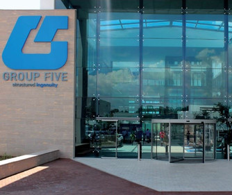 Group five is a JSE listed company operating globally.