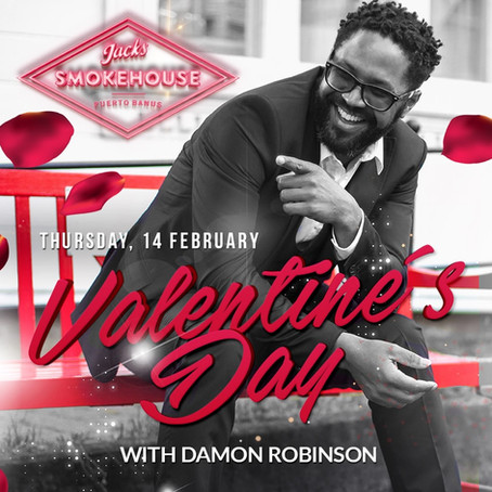 Valentine's Day at Jacks Smokehouse