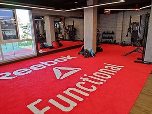 Reebok functional Max Fitness Gym