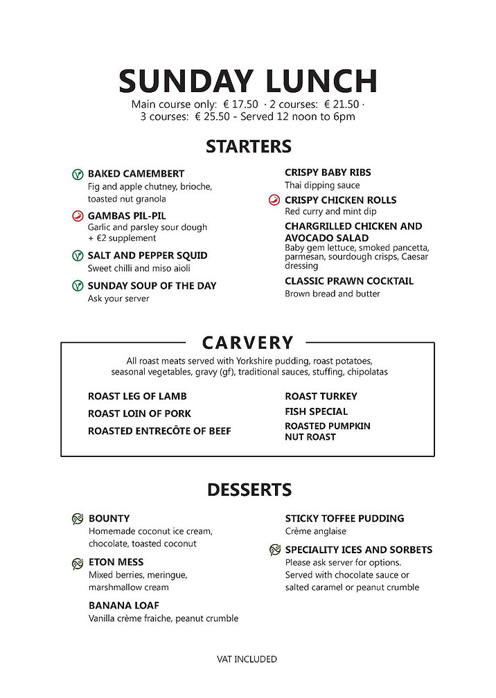 ENGLISH CARVERY MENU ALBERTS AUG 2020 19