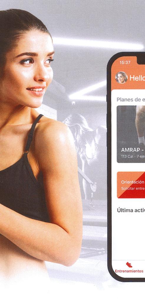 Max Fitness Reebok App