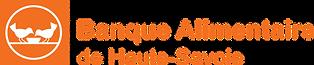 Logo Banque Alimentaire 74 (fond transpa
