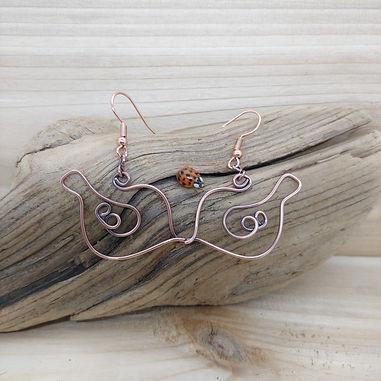 Little Birds earrings