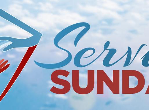 Service Sunday, October 4