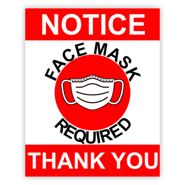 Mask Mandate Based on St. Louis County Guidelines