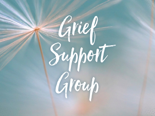 GRIEF SUPPORT MEETING - Feb. 6 via Zoom