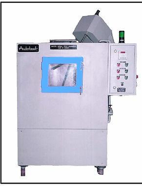 water spray chamber as per JIS D 0203.jp