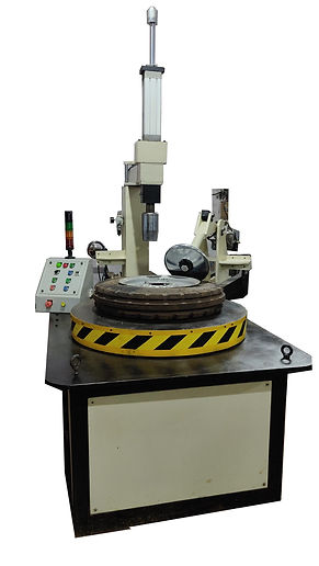 Front Tyre Mounting Machine