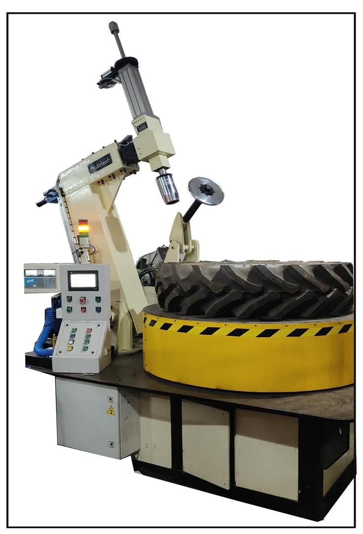 Tyre Mounting Machine