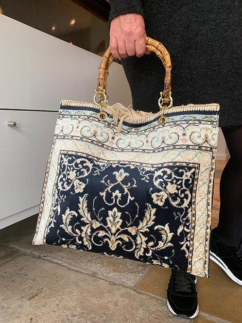 Carpet Bag Donker