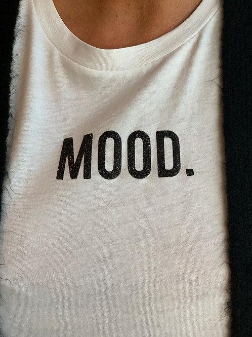MOOD T-shirt Zwart