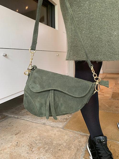 Saddle Bag kaki