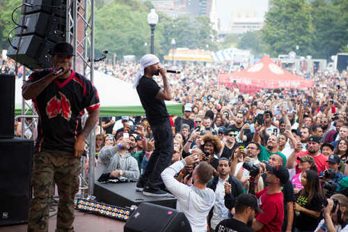 Method Man x Redman: 2016 Boston Freedom Rally