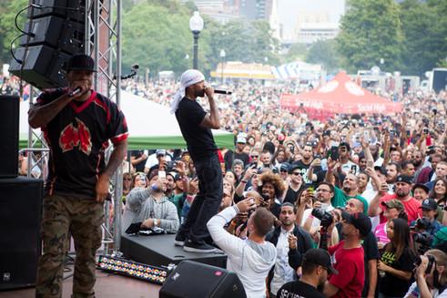 Method Man x Redman: 2016 Boston Freedom Rally