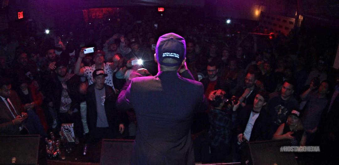 Cormega: Black Bear Bar Brooklyn