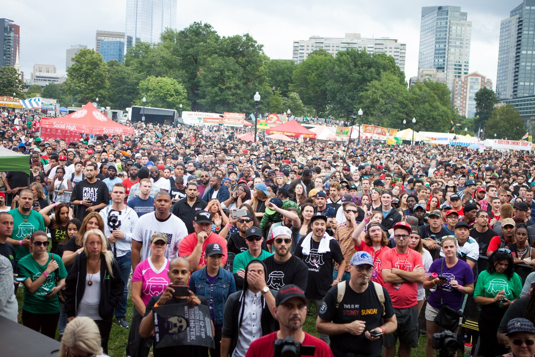 2016 Boston Freedom Rally