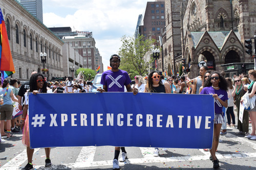 Xperience Creative Boston Pride Parade