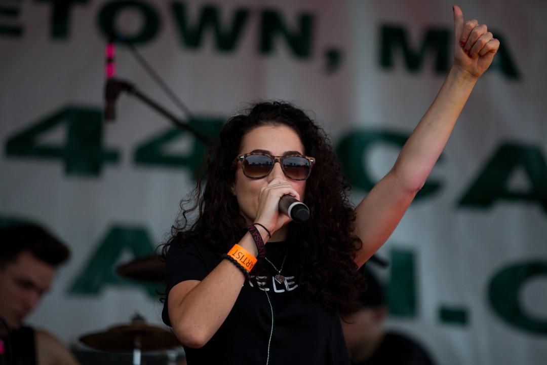 Alyssa Marie: Boston