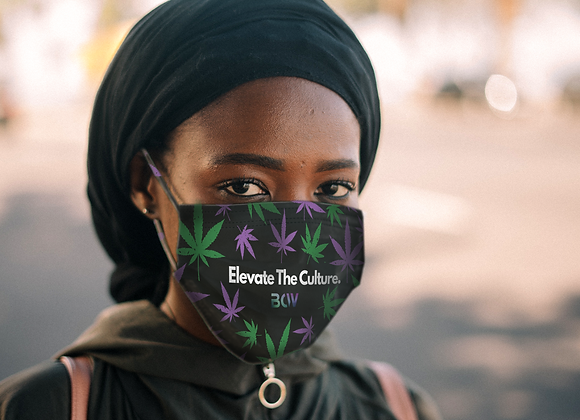 BCW Elevate The Culture Mask
