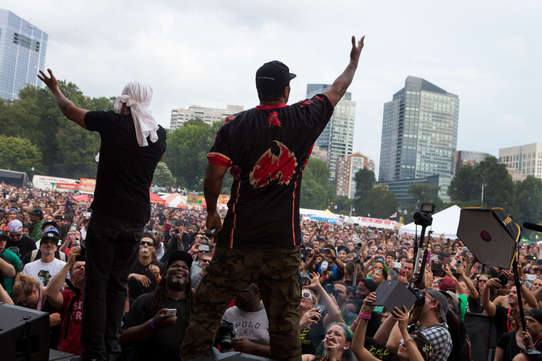 Method Man x Redman: Boston