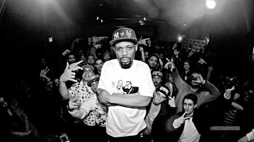 Cormega: Black Bear Bar Brooklyn