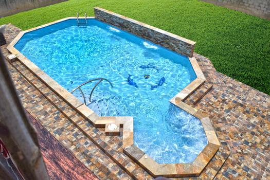 Swimminf Pool Contractor Trinidad
