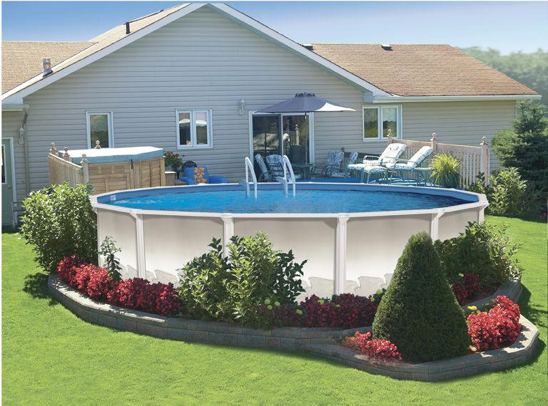 Above Ground Swimming Pools You Always Have Great Options