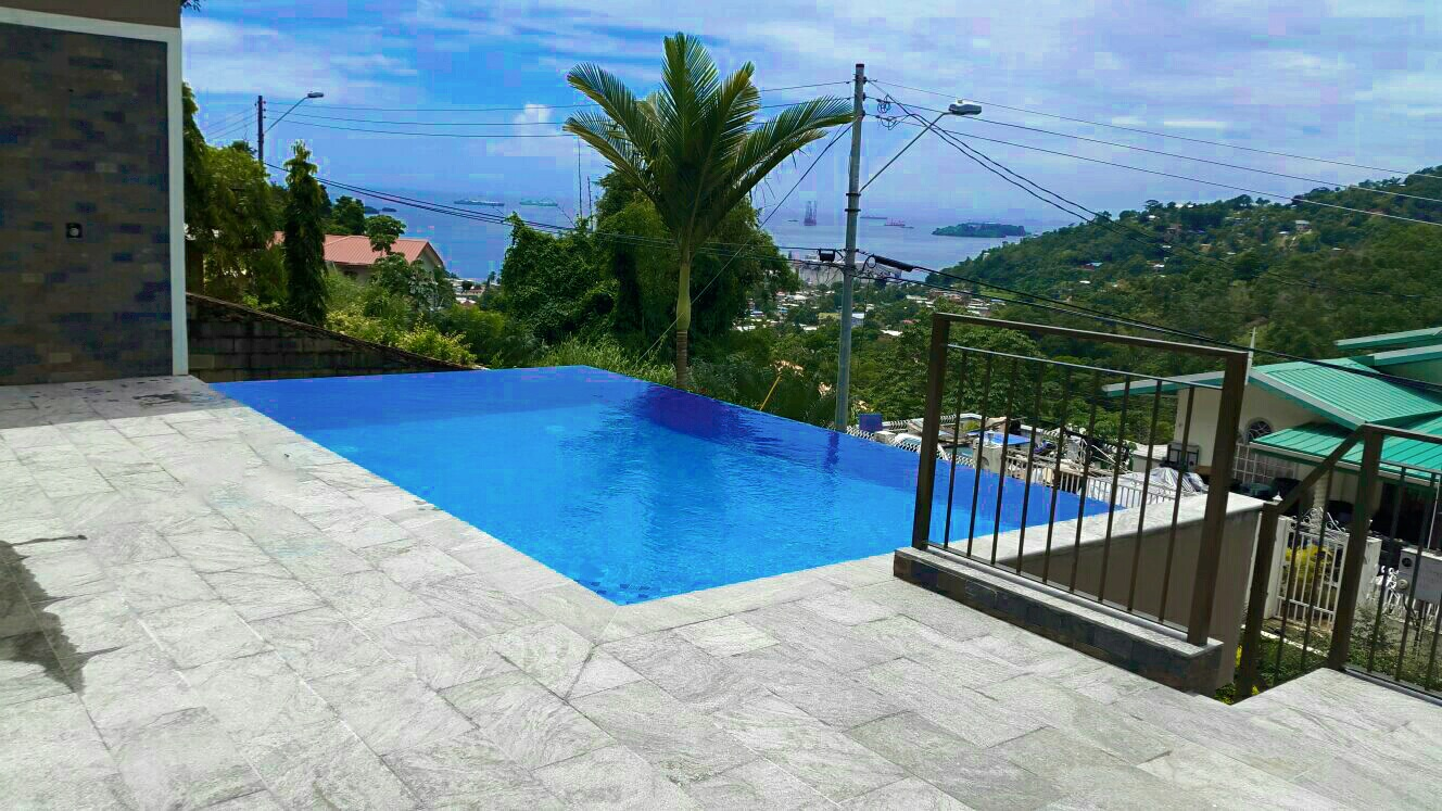 Swimming Pool Contractor Trinidad