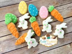 Easter set bunnies 1