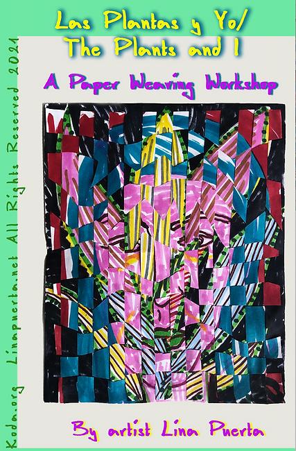 Paper weaving workshop