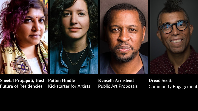 Professional Development for Artists