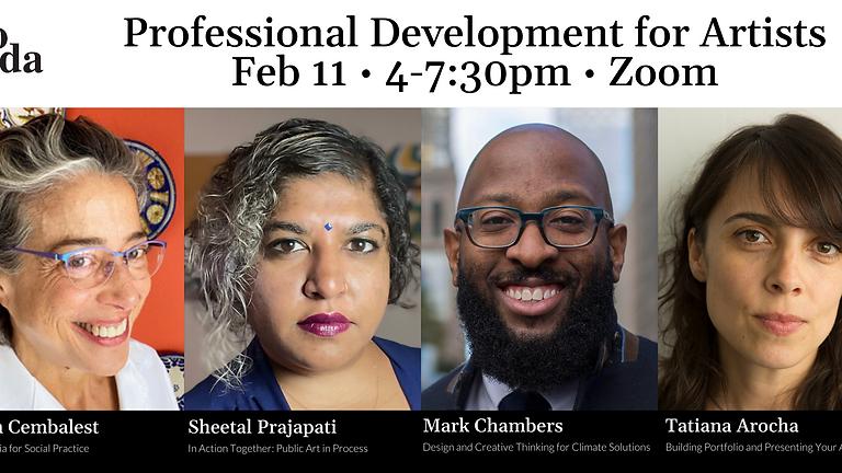 KODA's Professional Development for Artists Symposium
