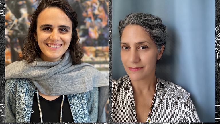 Artist Talk: Farideh Sakhaeifar & Regine Basha