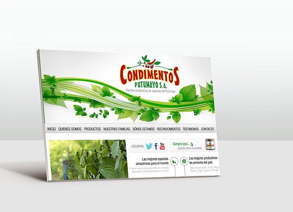 Condimentos Putumayo S.A.