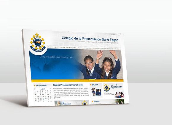 Colegio de la Presentación San Façon