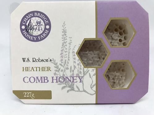 Heather Comb Honey 227g